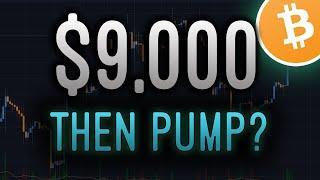 Обменять Биткоины На Рубли Выгодно - $10,000 Bitcoin! - This Sign Shows Bitcoin Could DUMP From Here...